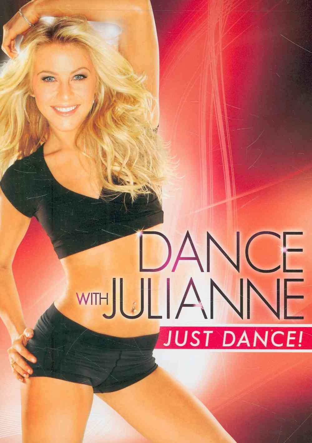 DANCE WITH JULIANNE:JUST DANCE BY HOUGH,JULIANNE (DVD)
